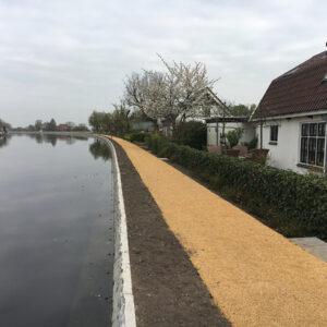 Oeververvanging Oude Rijn/Aarkanaal