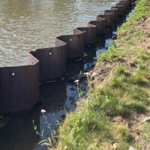 Oeververvanging Rijn-Schiekanaal/Haagse Trekvliet